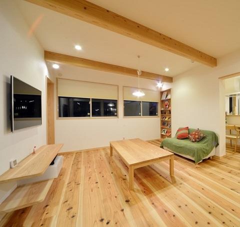 自然素材でエコ住宅を設計