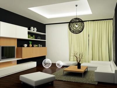 カーテンを効率よく使いエコ住宅を
