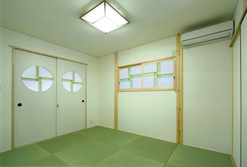 「和紙」で創る自然素材住宅